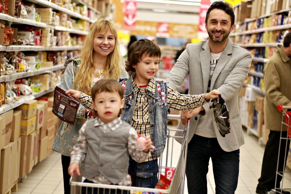 5e31cfc7a86622 Techniki sprzedaży i obsługi klienta w dużym sklepie spożywczym ...